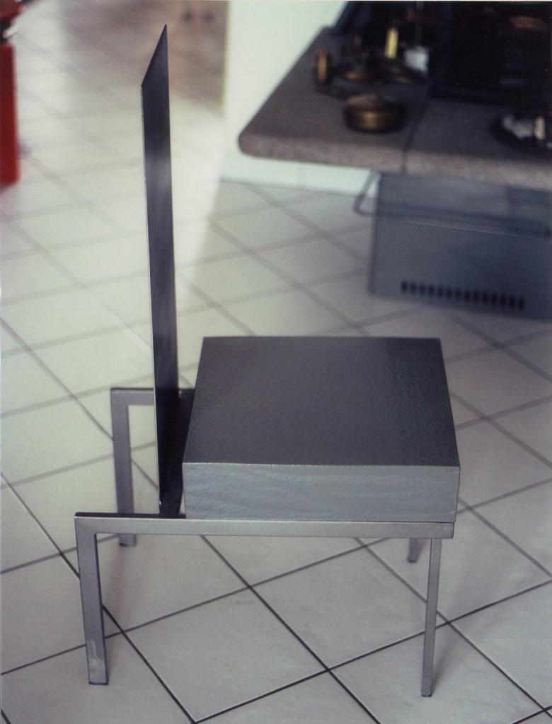 sedia inclinata